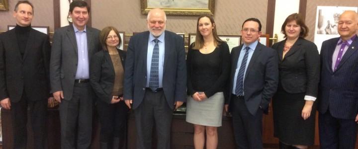 MSPU enhances Russian-Netherlandish relations