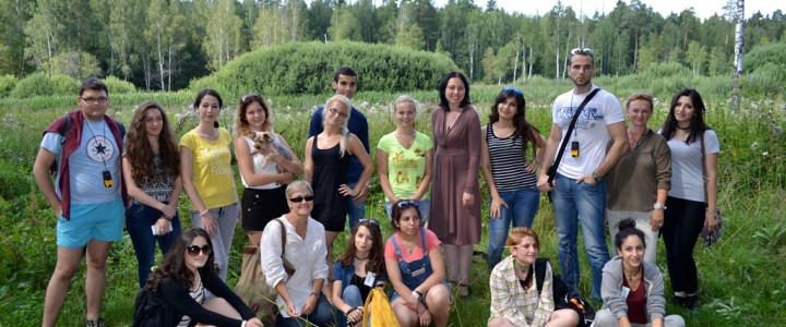 """News from Summer school """"Russia – Armenia. Joint action"""""""