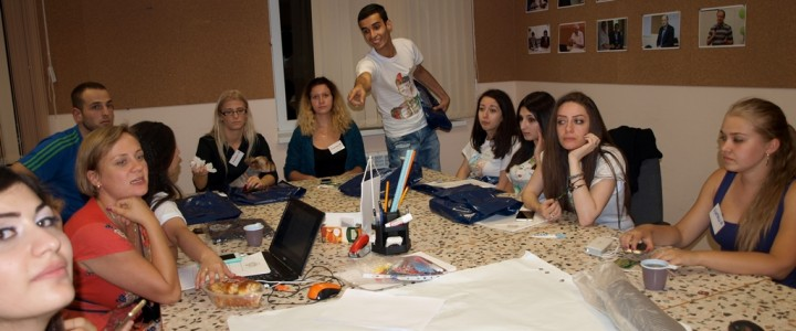 """Students summer school """"Russia – Armenia. Joint action"""" has begun its work at MSPU"""