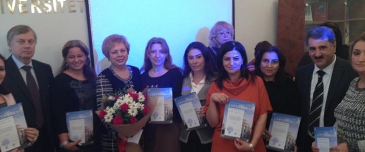 """The project """"Russian humanitarian expedition"""" in Armenia, Azerbaijan and Tajikistan"""