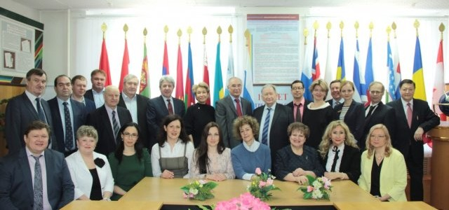 The regular meeting of Coordination Committee of UNESCO Chairs of the Russian Federation