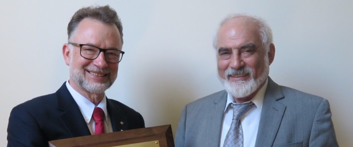 Congratulations to G. N. Goltsman, the outstanding scientist of MSPU