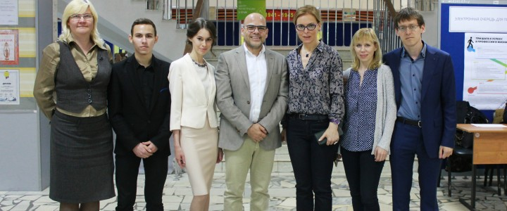 MSPU widens international cooperation with Greece