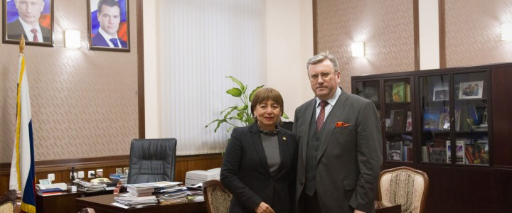 Cooperation with the University of the «eternal spring and sun» will begin this year