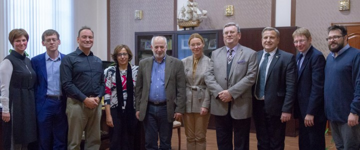 MPGU and Hellenic Open University Signed Agreement on Cooperation in the Field of Modern Technologies for Teaching English
