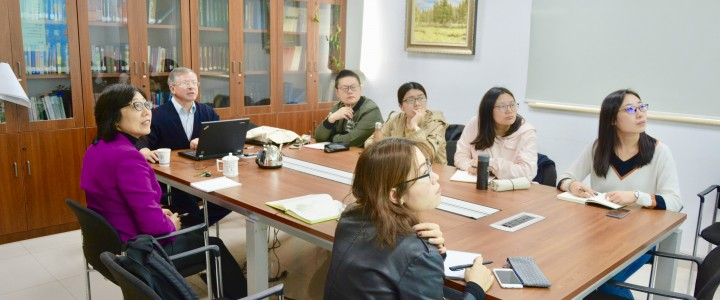 MPGU Professor's Lectures for Chinese Russianists