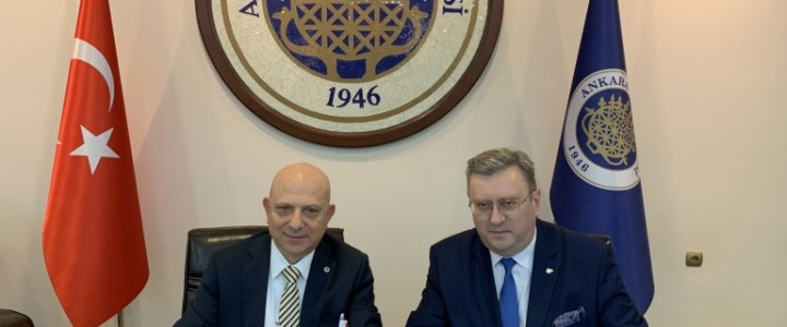 MPGU signed the cooperation agreement with Ankara University