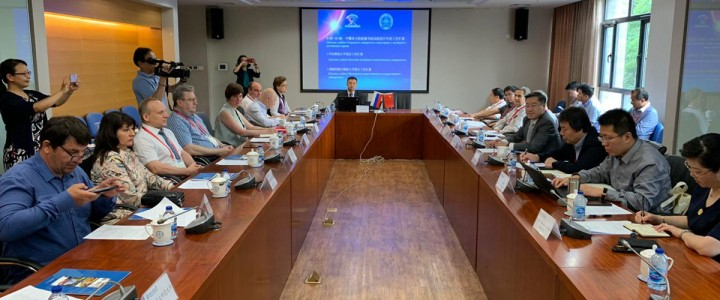MPGU Remains One of the Leading Universities in Russia-China Union of Highest Pedagogical Educational Institutions