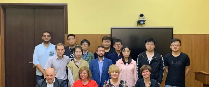 Institute of Philology Summer Course for Hebei Foreign Studies University