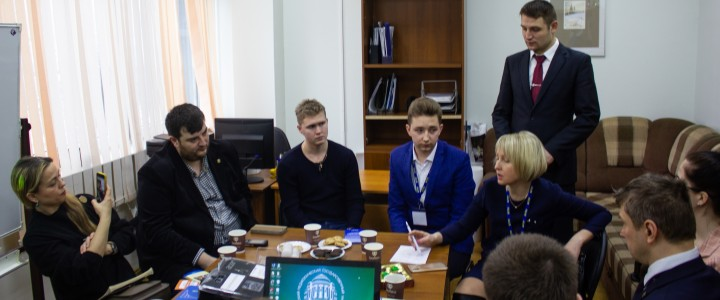 BSPU Student Union visited MPGU