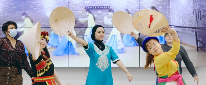 Student celebratory event 'Spring in Ethnic style'