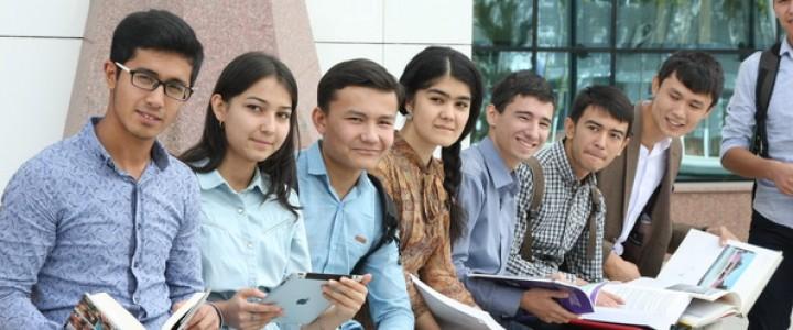 MPGU staff as selection committee members in Uzbekistan