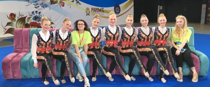 MPGU Buddy Club volunteered in international sport championship